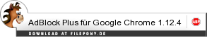 Download AdBlock Plus für Google Chrome bei Filepony.de
