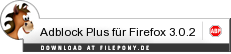 Download Adblock Plus für Firefox bei Filepony.de