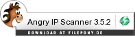 Download Angry IP Scanner bei Filepony.de