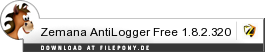 Download Zemana AntiLogger Free bei Filepony.de