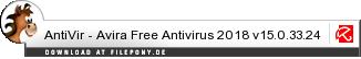 Download AntiVir - Avira Free Antivirus bei Filepony.de