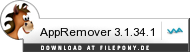 Download AppRemover bei Filepony.de