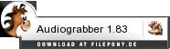Download Audiograbber bei Filepony.de