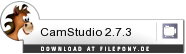 Download CamStudio bei Filepony.de