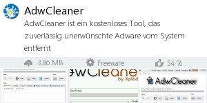 Infocard AdwCleaner
