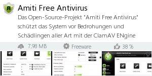 Infocard Amiti Free Antivirus