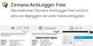 Infocard Zemana AntiLogger Free
