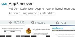 Infocard AppRemover