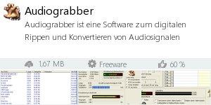 Infocard Audiograbber