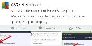 Infocard AVG Remover