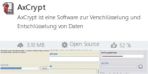 Infocard AxCrypt