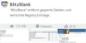Infocard BlitzBlank