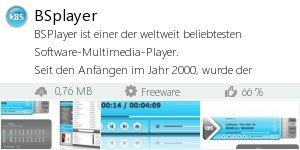Infocard BSplayer