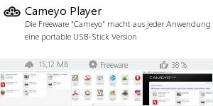 Infocard Cameyo Player