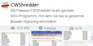 Infocard CWShredder