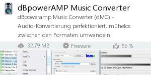 Infocard dBpowerAMP Music Converter