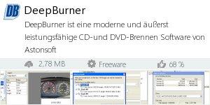 Infocard DeepBurner