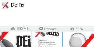 Infocard DelFix
