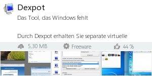 Infocard Dexpot