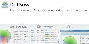 Infocard DiskBoss