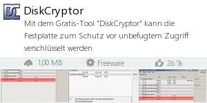 Infocard DiskCryptor