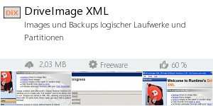 Infocard DriveImage XML