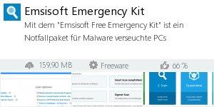 Infocard Emsisoft Emergency Kit