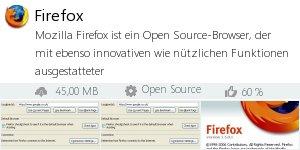 Infocard Firefox