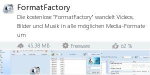 Infocard FormatFactory