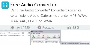 Infocard Free Audio Converter