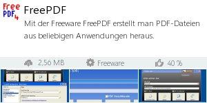 Infocard FreePDF