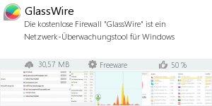 Infocard GlassWire