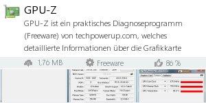 Infocard GPU-Z