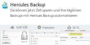 Infocard Hercules Backup