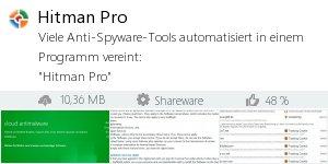 Infocard Hitman Pro