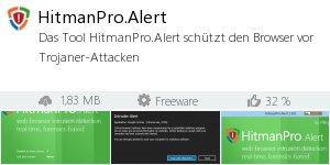 Infocard HitmanPro.Alert