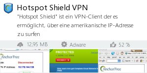 Infocard Hotspot Shield VPN