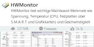 Infocard HWMonitor