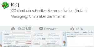Infocard ICQ