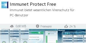 Infocard Immunet Protect Free