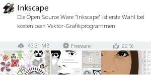 Infocard Inkscape