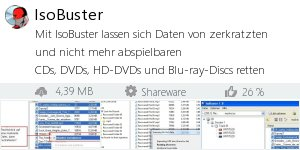 Infocard IsoBuster