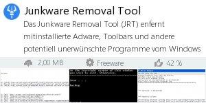 Infocard Junkware Removal Tool