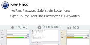 Infocard KeePass