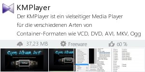 Infocard KMPlayer