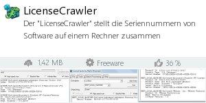 Infocard LicenseCrawler