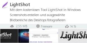 Infocard LightShot
