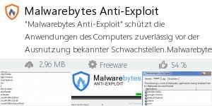 Infocard Malwarebytes Anti-Exploit