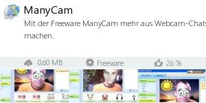 Infocard ManyCam