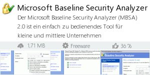 Infocard Microsoft Baseline Security Analyzer